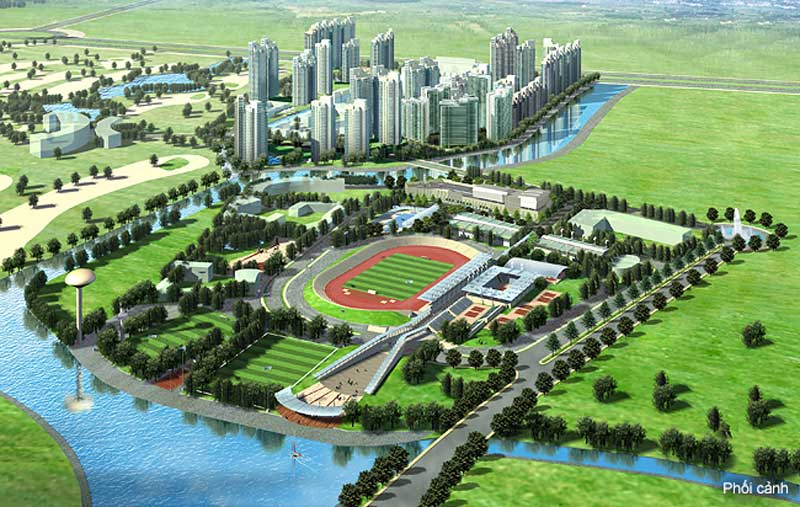 saigon sports city quan 2 du an tan tien